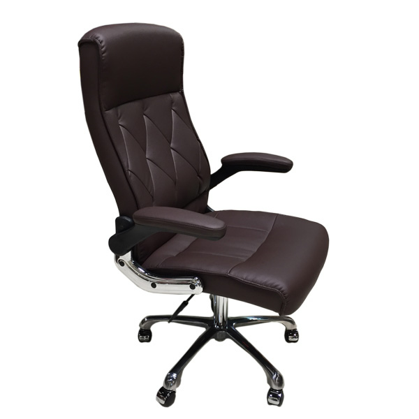 Guest Chair GC006 - Chocolate